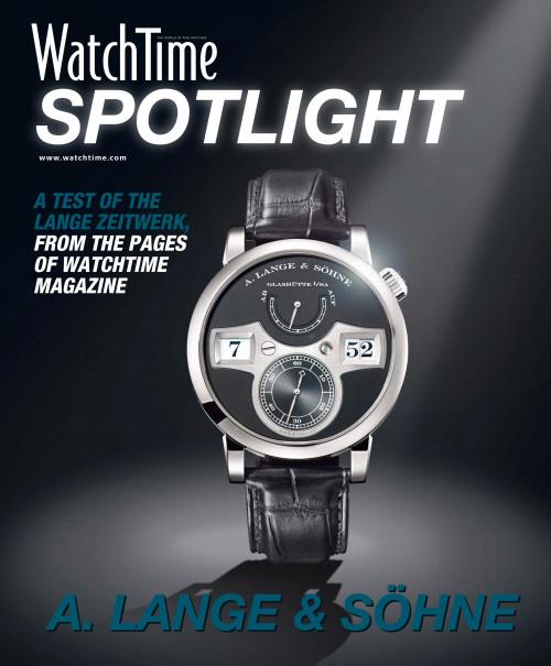 WatchTime Spotlight: A. Lange & Söhne