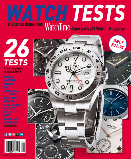WatchTime Special Issue 2013