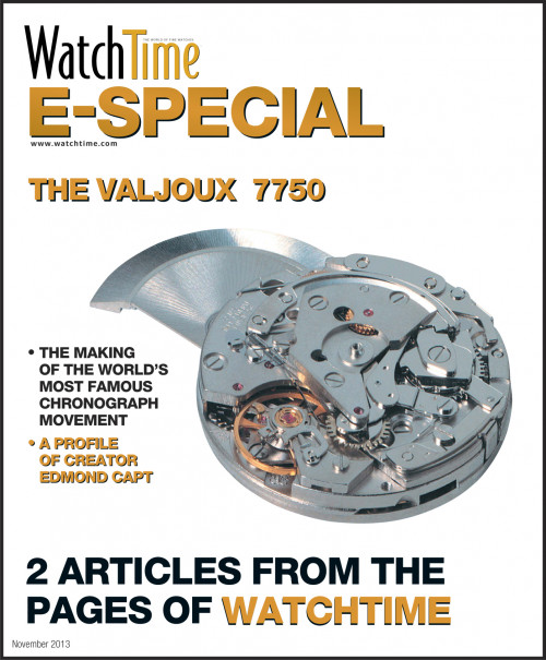 WatchTime  E-Special: Valjoux