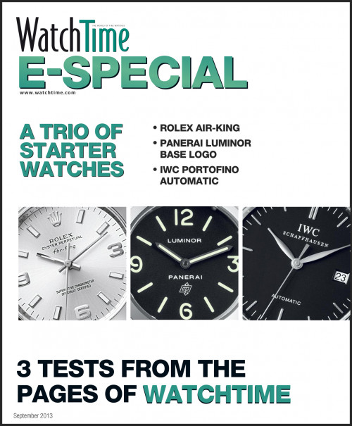 WatchTime E-Special: Starter Watches