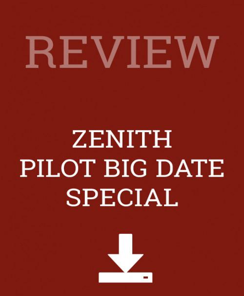 Zenith Pilot