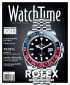 WatchTime August 2018: Baselworld 2018 - Rolex: The new GMT-Master II - Tests: Hublot - Big Bang Meca-10, Jaeger-LeCoultre - Polaris Memovox & Chronorgraph, Nomos - Glashütte Autobahn
